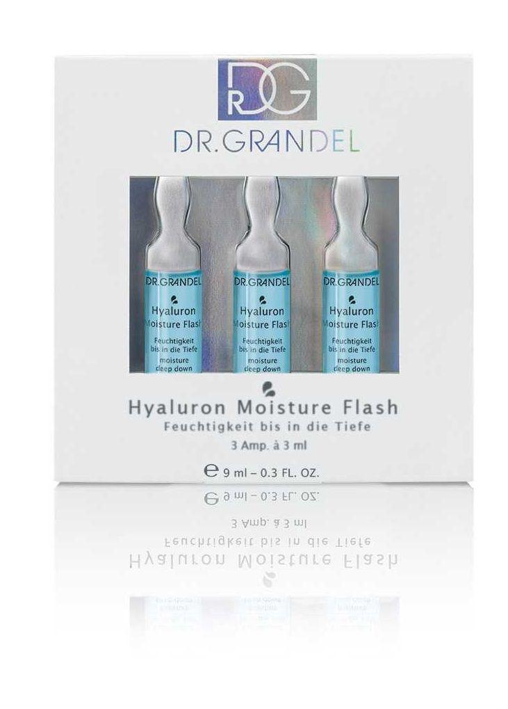 Hyaluron Moisture Flash - blesková hydratace #grandelcz #grandelsk