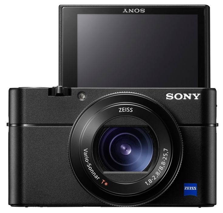 Sony RX100 V: флагманский компакт