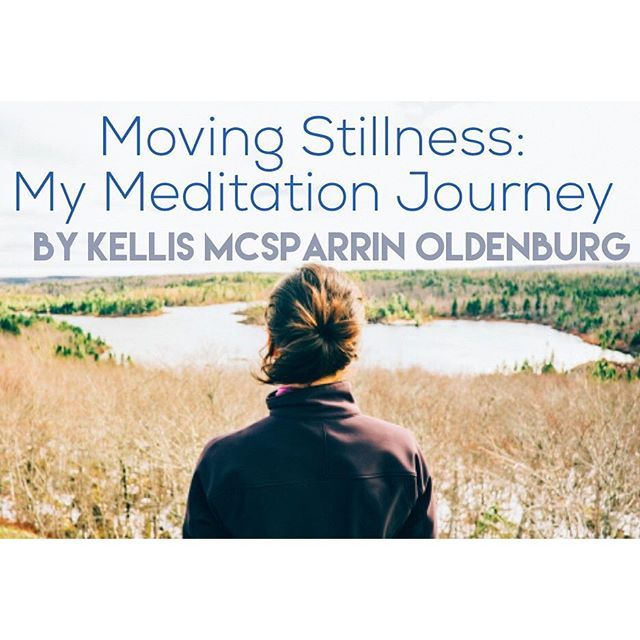 "On our blog: Graduate Kellis McSparrin Oldenburg shares the first in her four-part series on developing a meditation practice. The first step of her journey? Learning how to take ""being still"" off her to-do list. #MindBodyBrew #meditation #journey #breathe #stillness #yoga #yogateacher #PicoIyer"