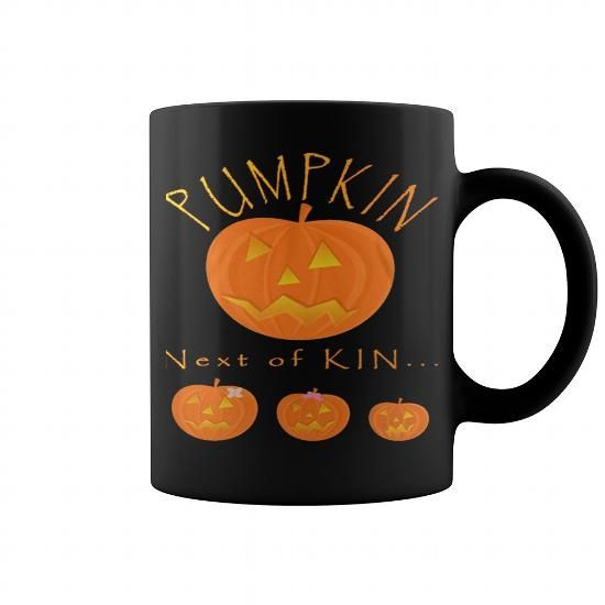 I Love HALLOWEEN 2017 PUMPKIN AND NEXT OF KIN Shirts & Tees