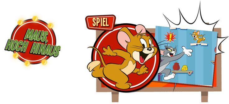 Spiele Von Tom Und Jerry