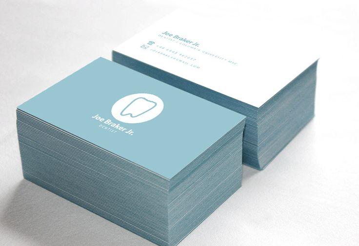 Dentist business card - TM αρχιτέκτονες