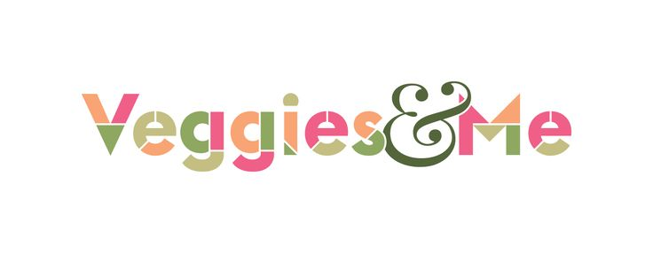 New work: Veggies & Me identity