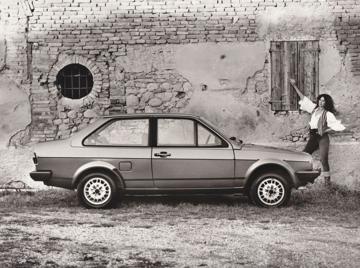 Volkswagen Polo Classic (Derby in some markets) - 1984