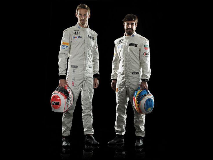 Jenson Button & Fernando Alonso – A new era - McLaren Formula 1 – Official Website