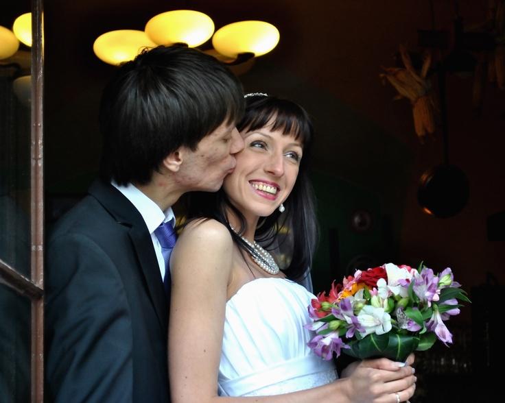 Marriage in Prague