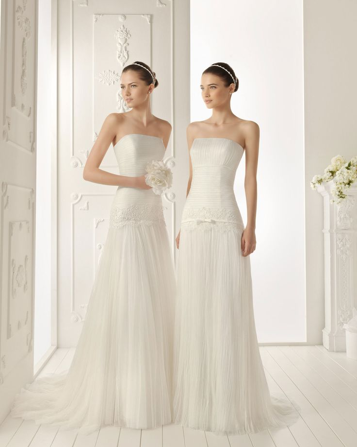 Aire Barcelona - 2013 Collection - Style #129/229 REGINA (129 - Shown without Lace Coat & also with Style #131 Reinosa)