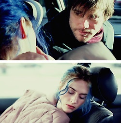 Jim Carrey and Kate Winslet - Eternal Sunshine of the Spotless Mind