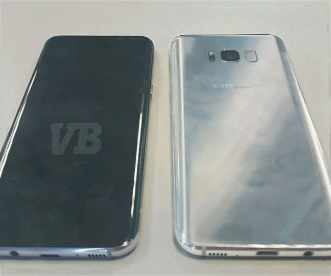 Samsung Galaxy S8 geleakt [Breaking News]