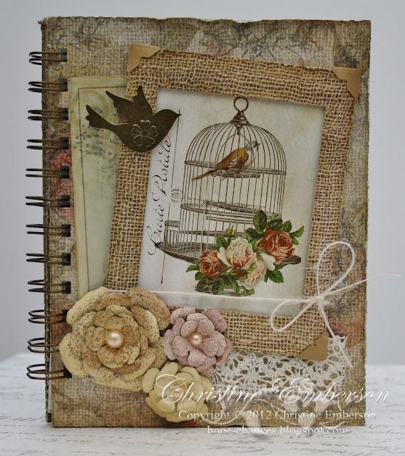 Libreta alterada / altered notebook