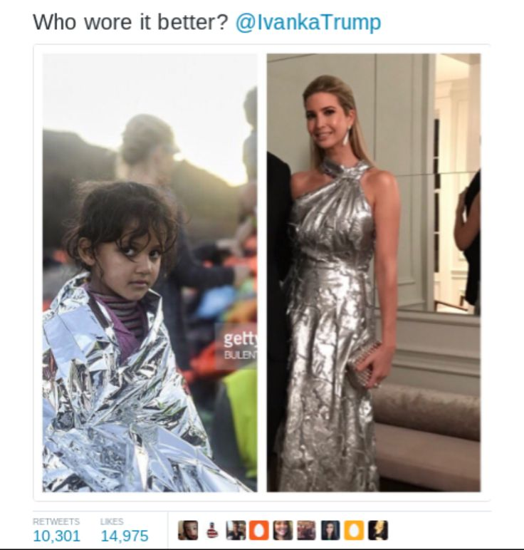 The internet is really not happy with Ivanka Trump