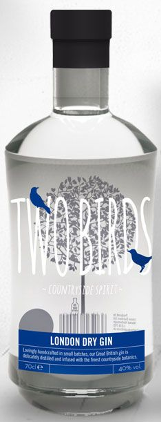 Two Birds Gin PD