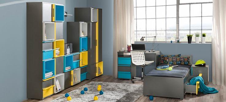 Výsledek obrázku pro dětské pokojíčky ve žlutem