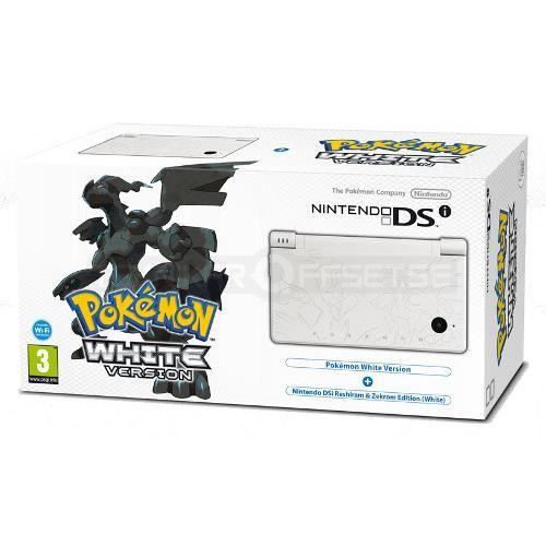 Nintendo DSi / NDSi, Pokemon White - Konsoler - Teknikproffset