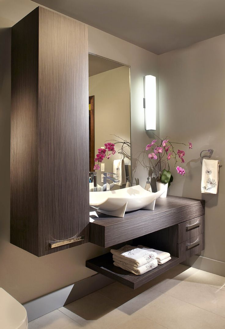 17 meilleures id es propos de vanit s de salle de bain. Black Bedroom Furniture Sets. Home Design Ideas