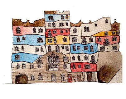 "Check out new work on my @Behance portfolio: ""Hundertwasser. Wien."" http://be.net/gallery/48184703/Hundertwasser-Wien"