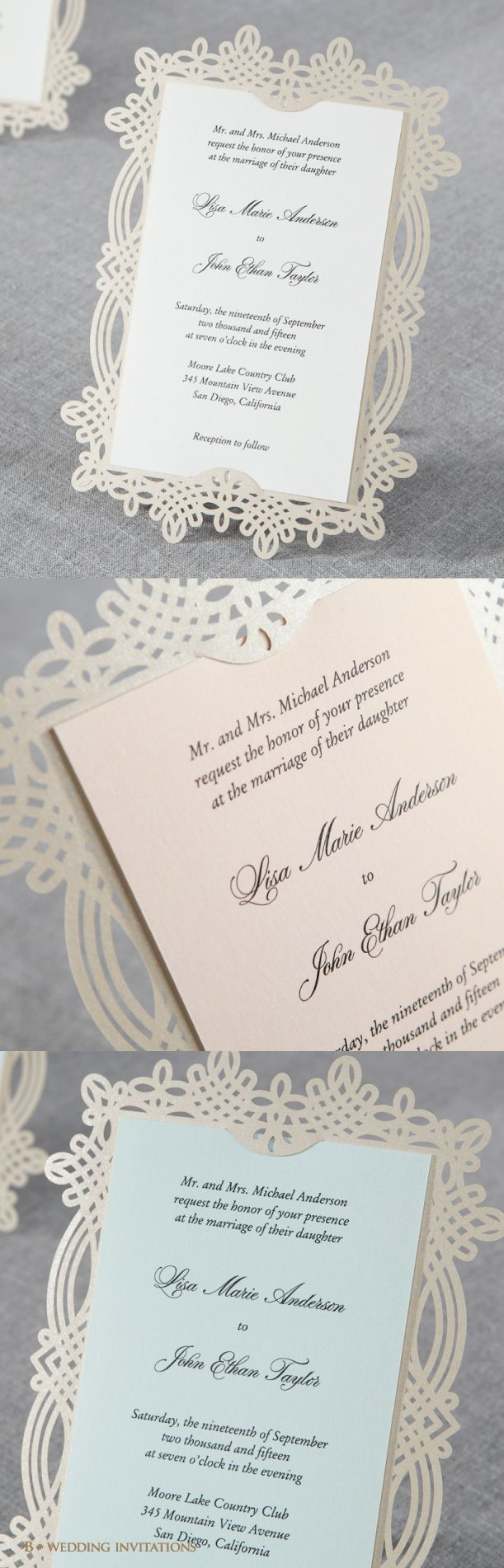 232 Best Invitation Cards Images On Pinterest Invitation Cards