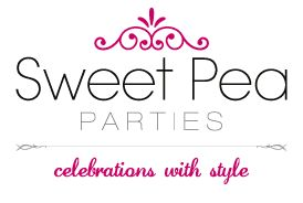 Sweet Pea Parties - Stylish Children's Party Supplies, Wedding Favours & Cake Decorating Supplies