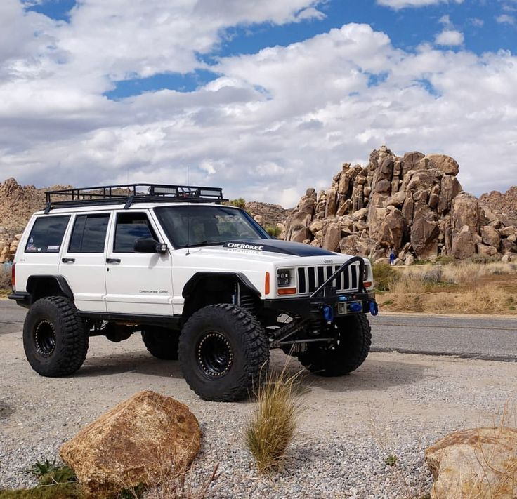 Pin by sean on Expeditionary Jeep cherokee xj, Jeep