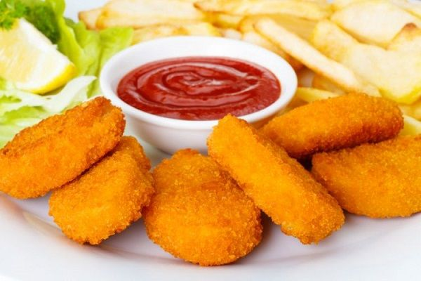 Chicken Nuggets Easy Recipe