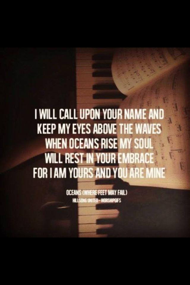 Lyric mercy mercy hillsong lyrics : 97 best Oceans