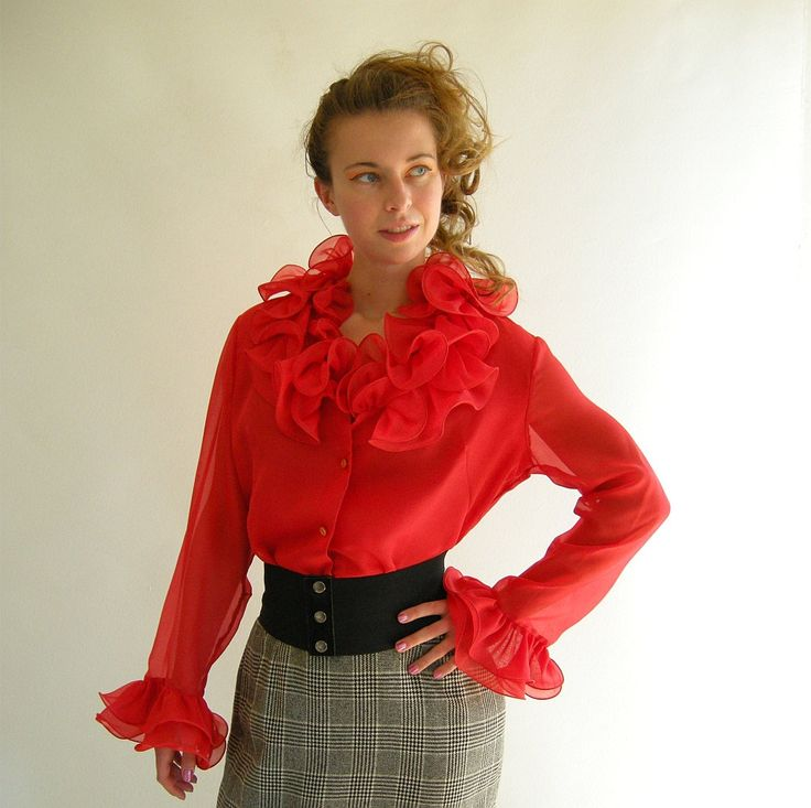 vintage blouse - Bing Bilder