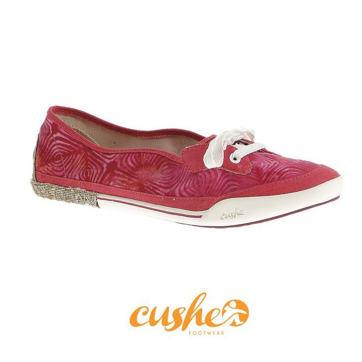 #Cushe Vespadrille Rosa. Disponible en tiendas ADOC y Hush Puppies en  Centroamérica.