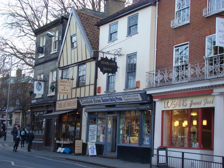 Tombland Shops