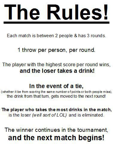 A Day At The Races Drinking Game