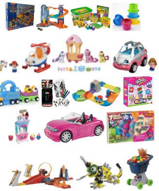 Toy Deals for Charity: 22 great toys for an average of $6 each