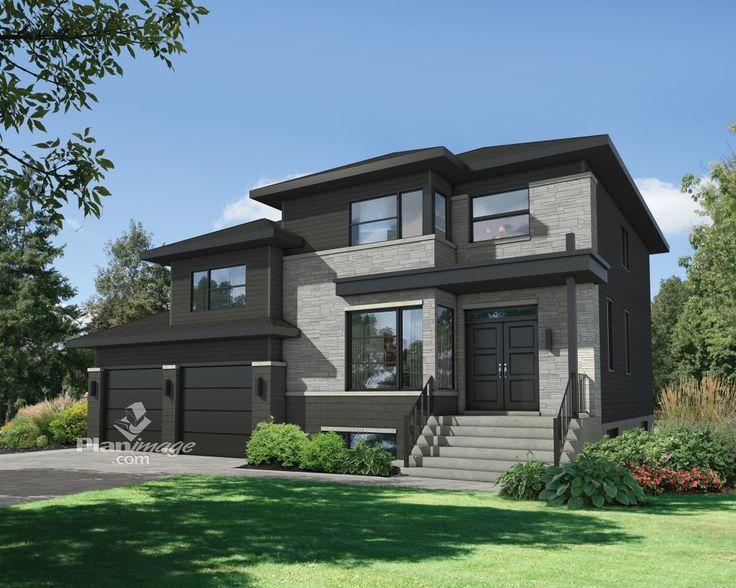 cette magnifique maison tage mesure 48 pieds 10 pouces de largeur sur 40 pieds de profondeur. Black Bedroom Furniture Sets. Home Design Ideas