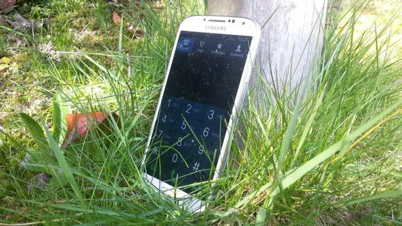 Galaxy S4 , where there is fuss everywhere ?