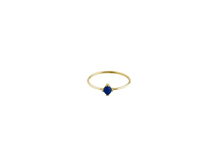 Picture 1 : ring in brass with 1 lapis (4x3 mm)Picture 2 : ring in brass with 1 onyx (4x3 mm)Picture 3 : ring in brass with 1 turquoise (4x3 mm)trois petits points brandmade in Parisshipping by post. For any further method of shipping, please contact us.if your country is out of the list, please contact u 1s to know the shipping cost.Image 1 : bague en laiton doré avec 1 lapis (4x3 mm)Image 2 : bague en laiton doré avec 1 onyx (4x3 mm).Image 3 : bague en laiton d...