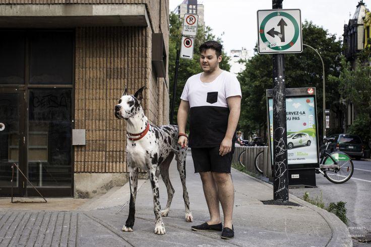 Portraits de Montréal | Portraits of Montreal