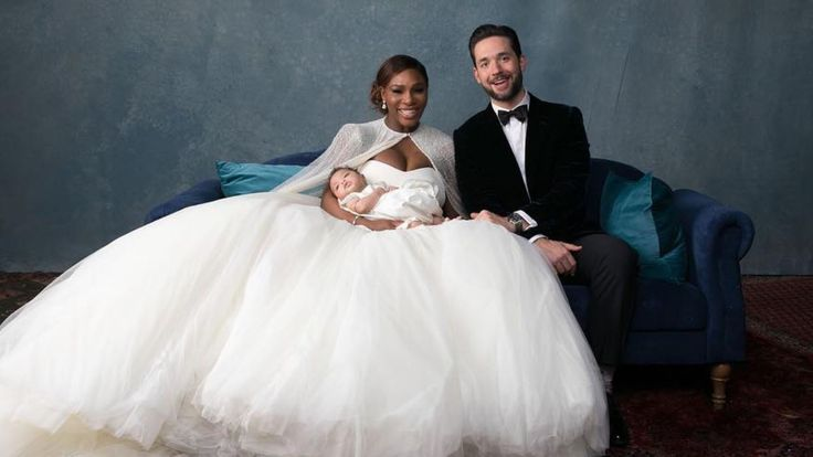 Tennis champion Serena Williams married Reddit co-founder Alexis Ohanian Thursday night in a star-studded New Orleans wedding with no less than three dress changes.