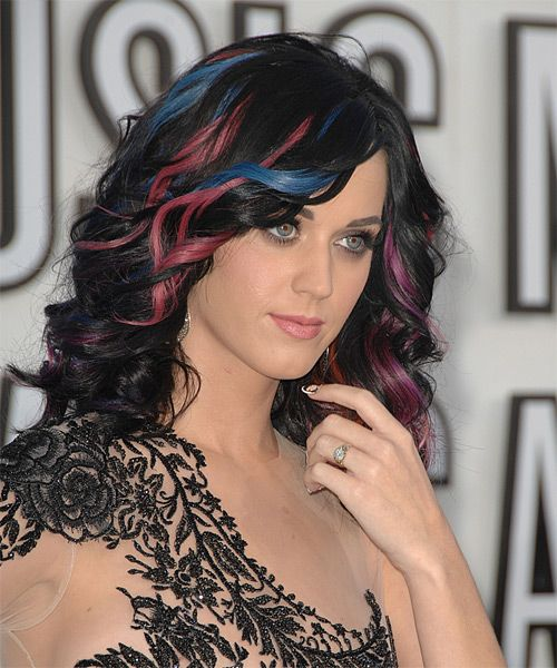 11 Best Images About Katy Perry Hairstyle On Pinterest
