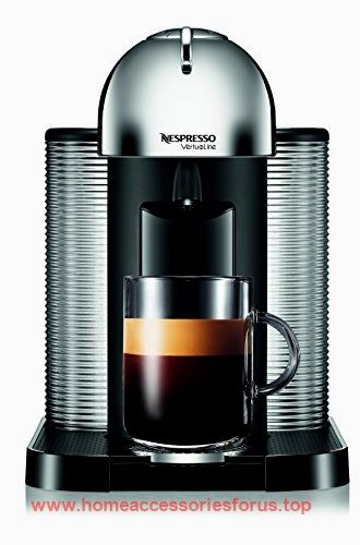 Nespresso A+GCA1-US-CH-NE VertuoLine Coffee and Espresso Maker with Aeroccino Plus Milk Frother, Chrome BUY NOW     $144.89    Experience the Revolution of Coffee. The new Nespresso VertuoLine coffee system provides coffee lovers with a revolutionary w ..  http://www.homeaccessoriesforus.top/2017/03/16/nespresso-agca1-us-ch-ne-vertuoline-coffee-and-espresso-maker-with-aeroccino-plus-milk-frother-chrome-2/