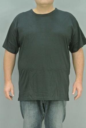 Maglia Uomo Taglie Oversize Max Fort | T-shirt | 501 NERA
