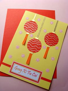 AZLINA ABDUL: Chinese New Year Cards