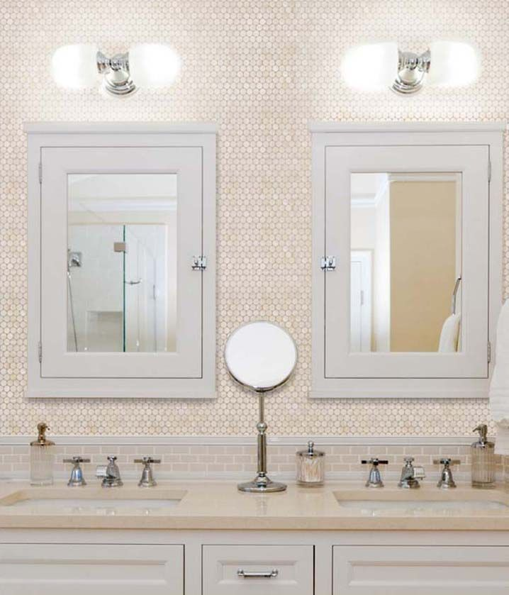 Mosaic Bathroom Tile Ideas: Best 25+ Mosaic Tile Bathrooms Ideas On Pinterest