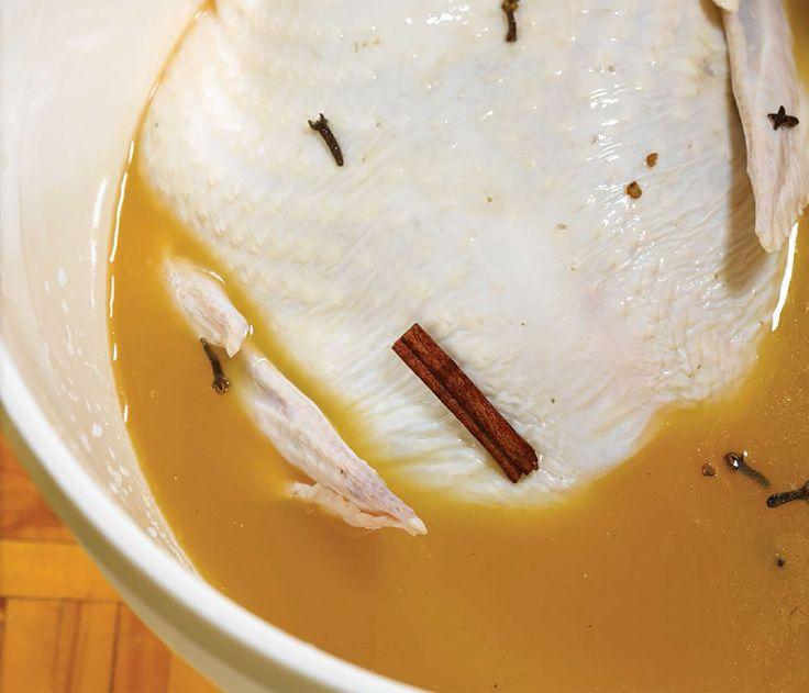 Basic Turkey Brine | Recipe | Thanksgiving, Turkey and ...