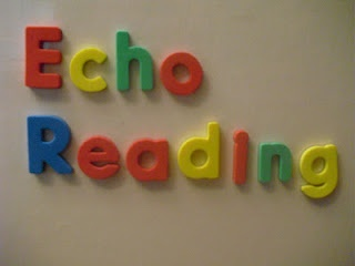 Try echo reading to improve fluency and reading with expression!Reading Helpful, Classroom Literacy, Ears Reader, Languages Art, Echo Reading, Finding Resources, Reading Writting, True Aim, Kids Reading