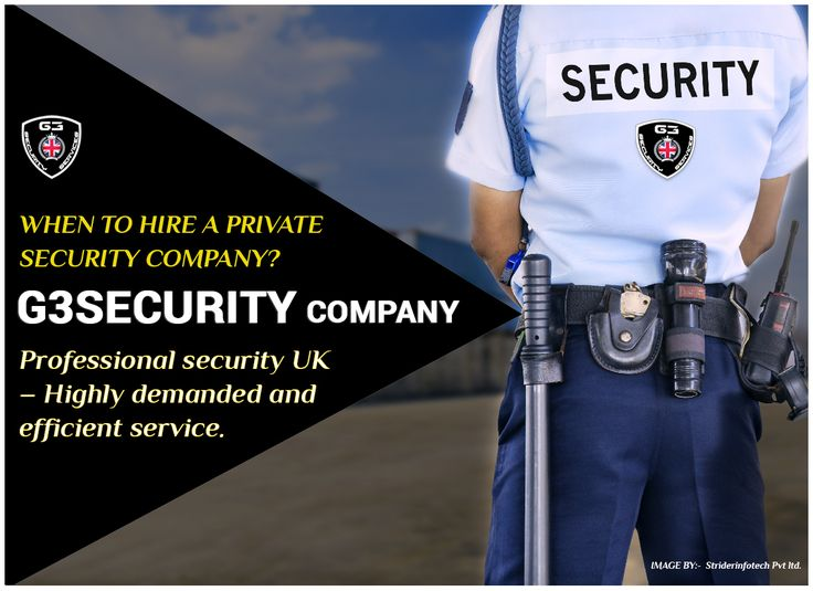 15 Best Private Security Company Images On Pinterest