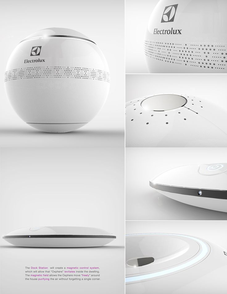 Guillermo Marquez- Oxphere - Electrolux Design Lab 2013 on Behance