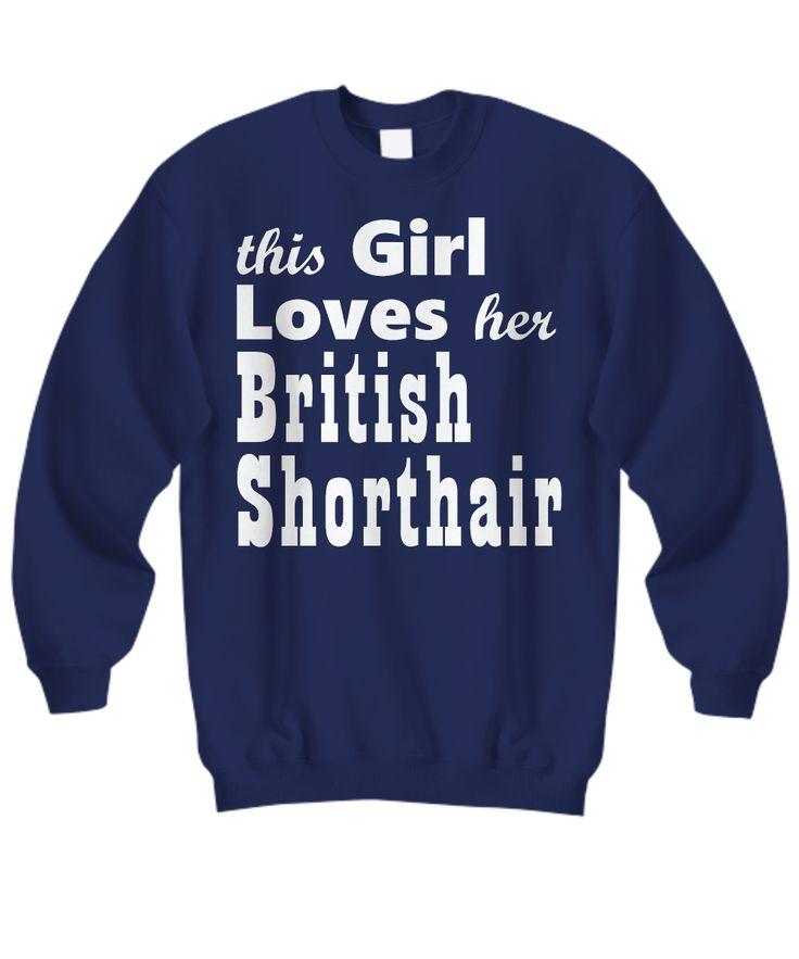 British Shorthair - Sweatshirt