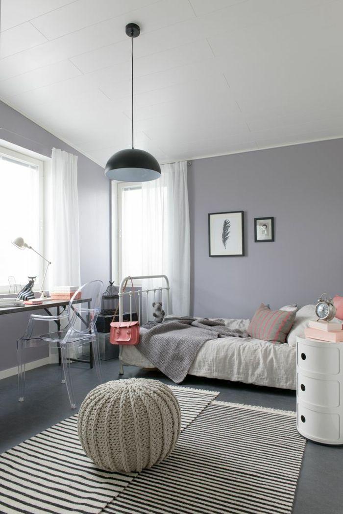 Möbel Im Coolen Jugendzimmer Sitzkissen Läufer