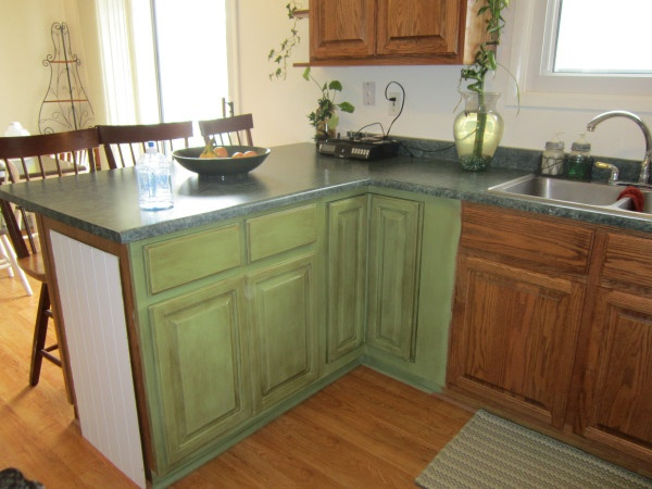 22 Best Milk Painted Kitchens Images On Pinterest
