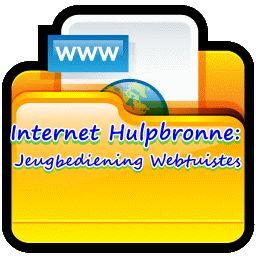 Internet Hulpbronne:  Jeugbediening Webtuistes
