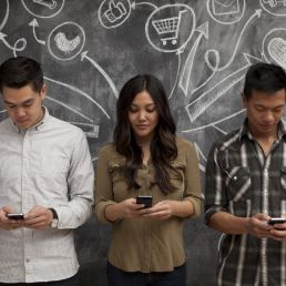 Gli utenti dei principali social network: un identikit