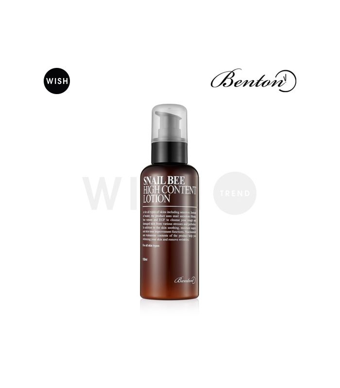 It improves trouble and wrinkle and mosisturizing skin with snail & bee venom, helping in skin smoothing and improving skin texture.